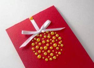 новогодние открытки своими руками с детьми 21