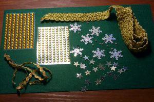 новогодняя игрушка своими руками в детский сад 13