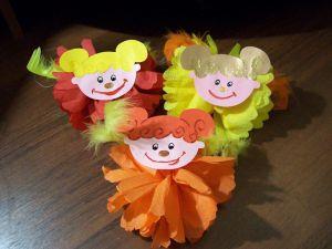 новогодняя игрушка своими руками в детский сад 47