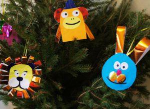 Новогодние поделки для детей 7 лет 6