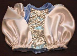 новогоднее платье для девочки своими руками 27