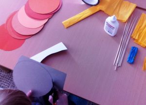 поделка на тему весна для детского сада 3
