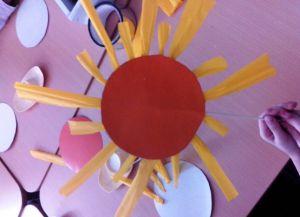 поделка на тему весна для детского сада 7