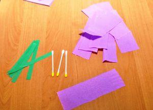 поделка на тему весна для детского сада 15