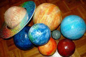 солнечная система своими руками 11