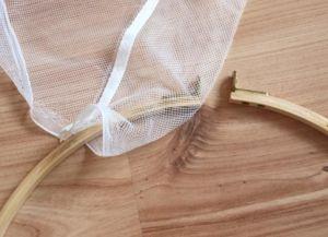 как сшить балдахин на детскую кроватку фото 2