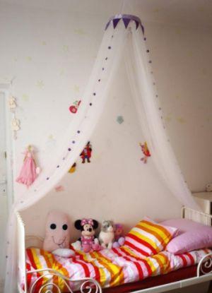 как сшить балдахин на детскую кроватку фото 9
