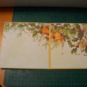 новогодняя открытка своими руками мастер класс (2)