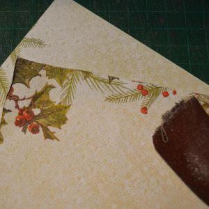 новогодняя открытка своими руками мастер класс (3)