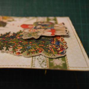 новогодняя открытка своими руками мастер класс (11)