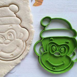 новогодние формы для печенья 3