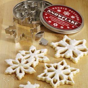 новогодние формы для печенья 4