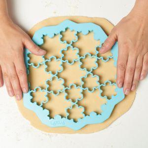 новогодние формы для печенья 5