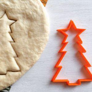 новогодние формы для печенья 7