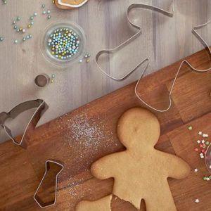 новогодние формы для печенья 13
