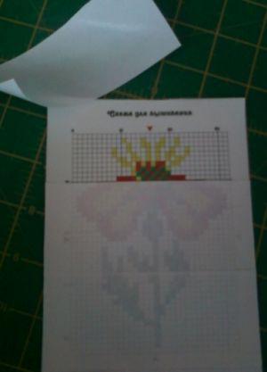 алмазная вышивка техника выполнения фото 3