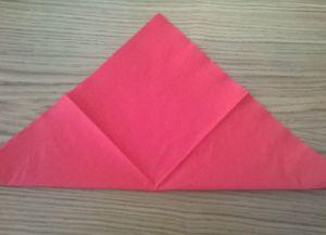 Как сложить бумажные салфетки для сервировки стола 16