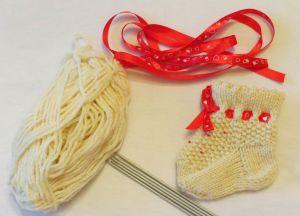 носочки для новорожденных1