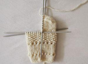 носочки для новорожденных9