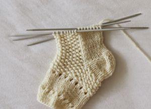 носочки для новорожденных10