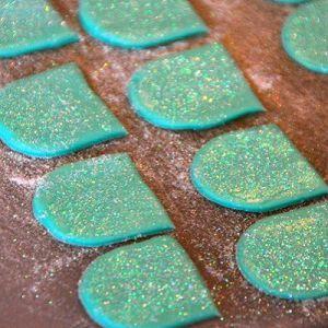 Торт из мастики для девочек