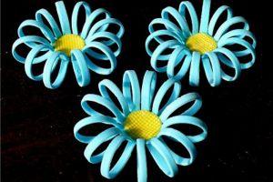 цветы из мастики мастер класс для начинающих 8