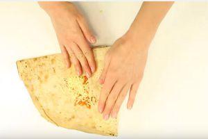 Рецепт шаурмы как заворачивать шаурму дома 3