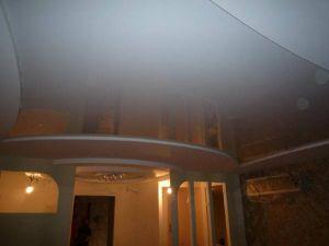 4. Установка и монтаж светильников в натяжной потолок