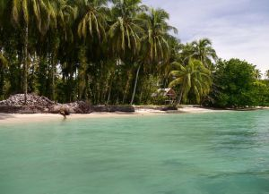 Остров Сапатилья