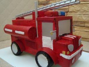 аппликация пожарная машина19