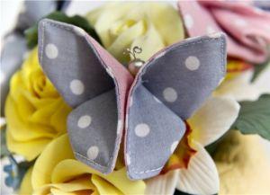 бабочка из ткани5