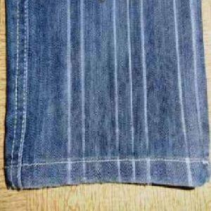 бриджи из старых джинсов 3