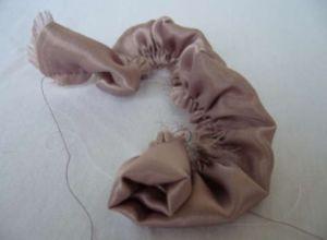 букет из ткани 2