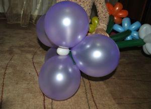букет из воздушных шаров31