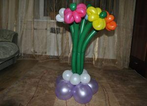 букет из воздушных шаров32
