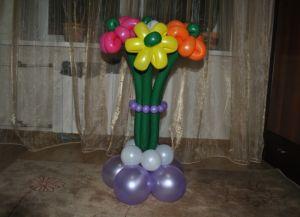 букет из воздушных шаров35