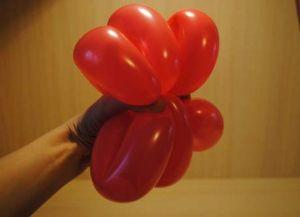 букет из воздушных шаров7