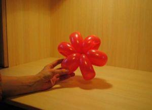 букет из воздушных шаров8