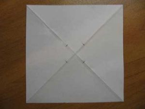 бумажная вертушка 2