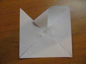 бумажная вертушка 4