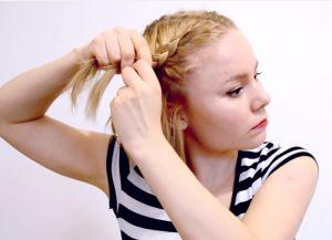 Красивые прически на короткие волосы своими руками