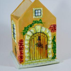 чайный домик своими руками18