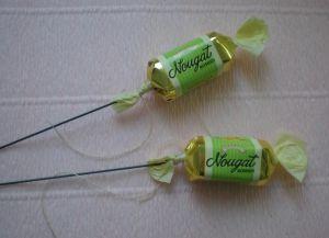 цветы из конфет своими руками42