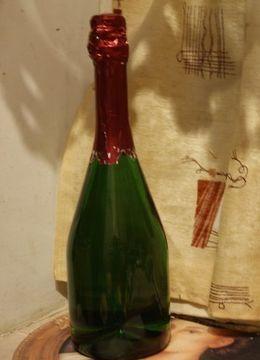 декорирование бутылок своими руками 1