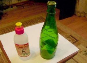 декорирование бутылок своими руками 22