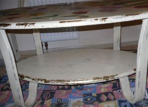 декупаж стола29