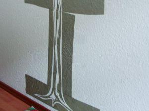 Дерево на стене своими руками 3