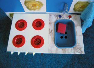 Детская кухня своими руками 1
