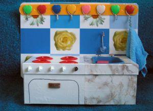Детская кухня своими руками 9