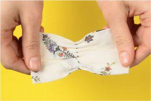 галстук бабочка своими руками25